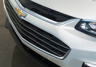 2017 Chevrolet Malibu Running Lamps