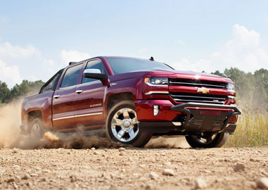 2017 Chevrolet Silverado 1500 Off-Road