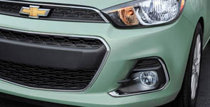 2017 Chevrolet Spark Highest Ranked