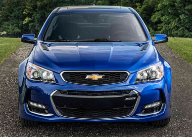 2017 Chevrolet SS Sedan wheels
