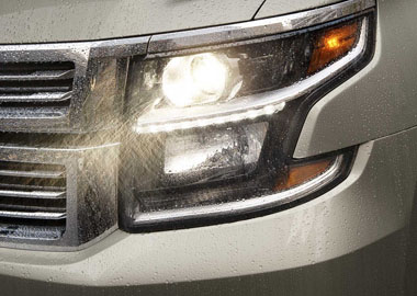 2017 Chevrolet Suburban Headlamps