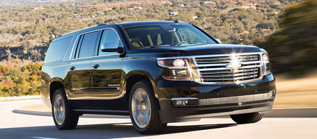 2017 Chevrolet Suburban performance
