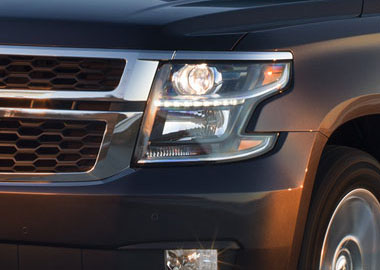 2017 Chevrolet Tahoe Headlamps