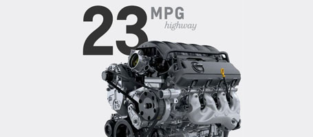 2017 Chevrolet Tahoe engine