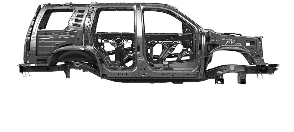 2017 Chevrolet Tahoe Safety Main Img