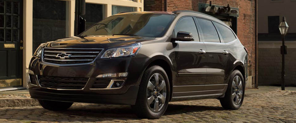 2017 Chevrolet Traverse Appearance Main Img
