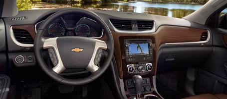 2017 Chevrolet Traverse USB