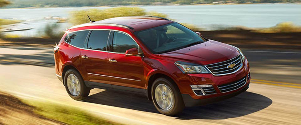 2017 Chevrolet Traverse Main Img