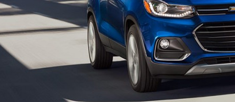 2017 Chevrolet Trax performance