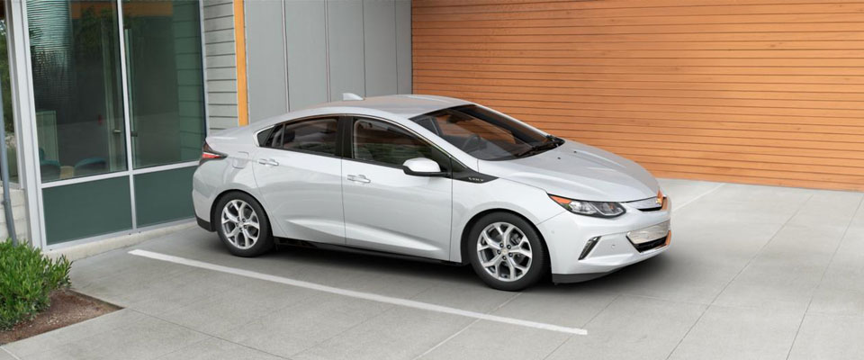 2017 Chevrolet Volt Appearance Main Img