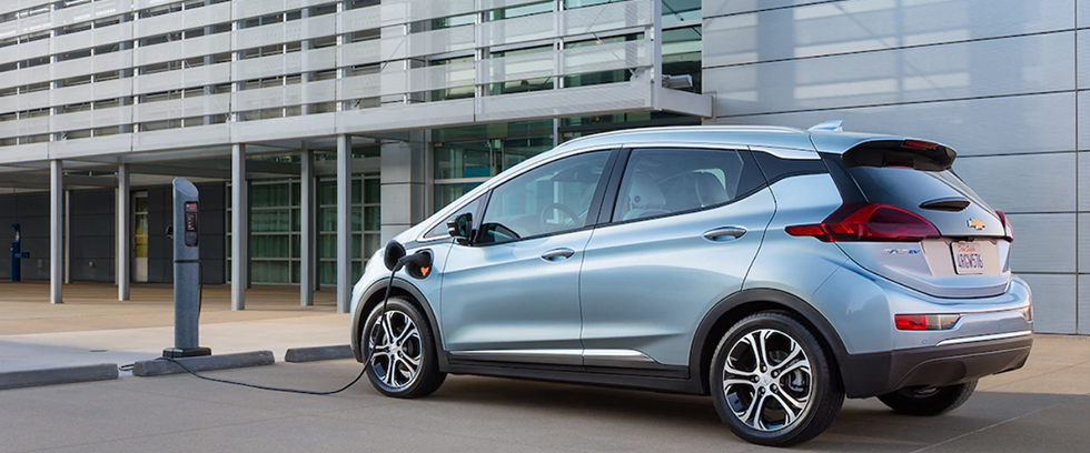 2018 Chevrolet Bolt EV Appearance Main Img