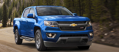 2018 Chevrolet Colorado comfort