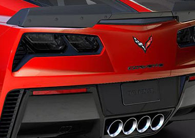 2018 Chevrolet Corvette Stingray appearance