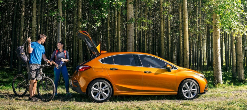 2018 Chevrolet Cruze Safety Main Img