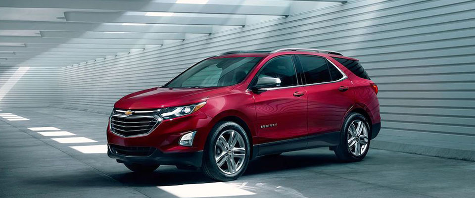 2018 Chevrolet Equinox Appearance Main Img