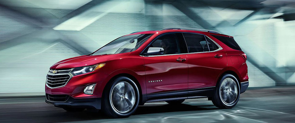 2018 Chevrolet Equinox Main Img