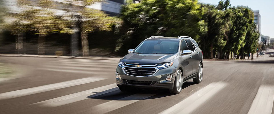 2018 Chevrolet Equinox Safety Main Img