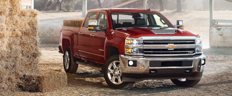 2018 Chevrolet Silverado HD Appearance Main Img