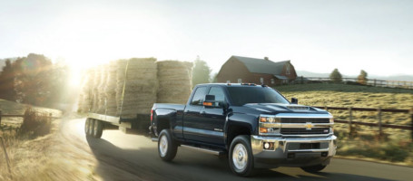 2018 Chevrolet Silverado HD performance