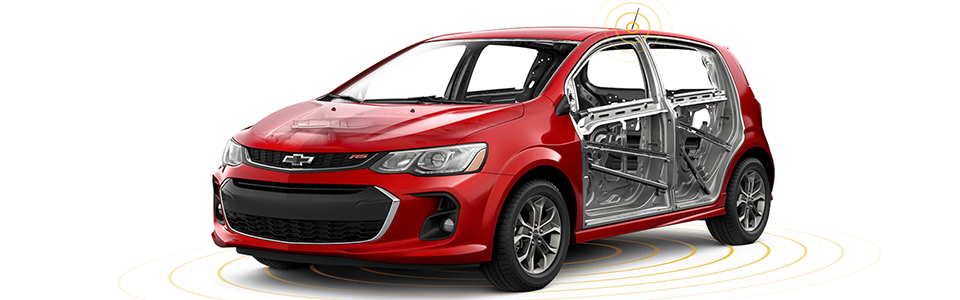 2018 Chevrolet Sonic Safety Main Img