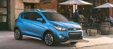 2018 Chevrolet Spark performance