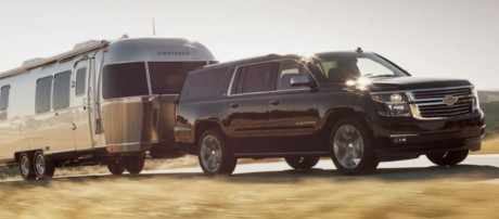 2018 Chevrolet Suburban performance