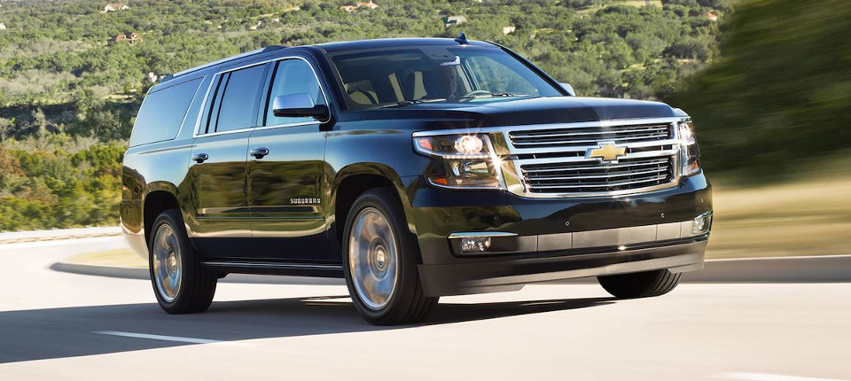 2018 Chevrolet Suburban Safety Main Img