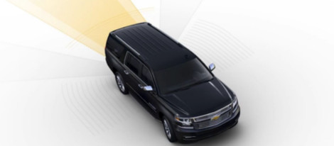2018 Chevrolet Suburban safety