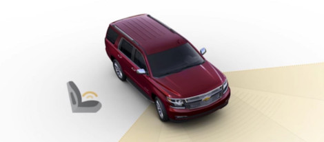 2018 Chevrolet Tahoe safety