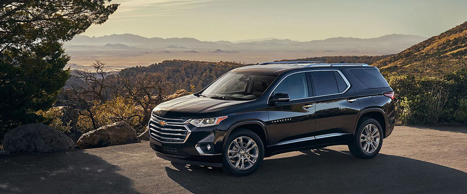 2018 Chevrolet Traverse Appearance Main Img