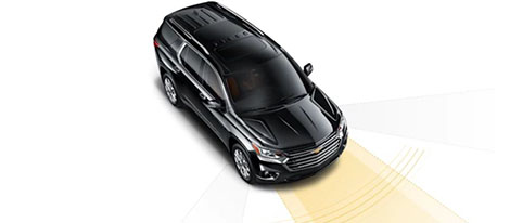 2018 Chevrolet Traverse safety