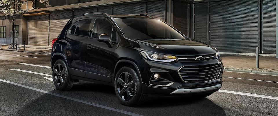 2018 Chevrolet Trax Appearance Main Img