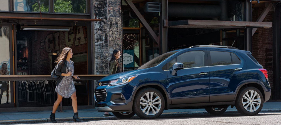 2018 Chevrolet Trax Safety Main Img