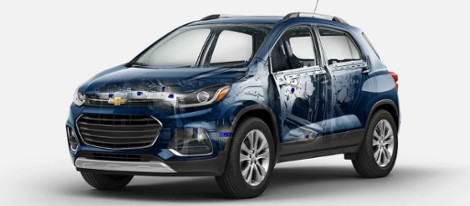 2018 Chevrolet Trax safety