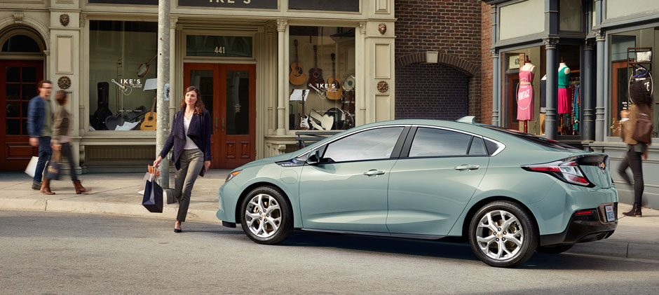 2018 Chevrolet Volt Safety Main Img