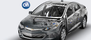 2018 Chevrolet Volt safety