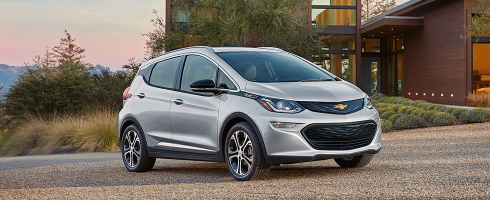 2019 Chevrolet Bolt EV Main Img