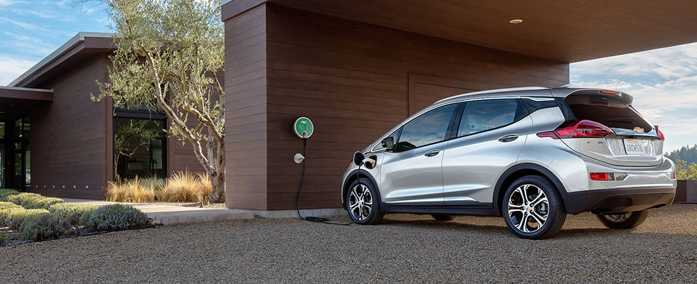 2019 Chevrolet Bolt EV Safety Main Img