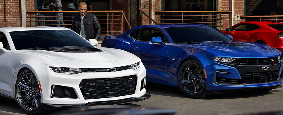 2019 Chevrolet Camaro Safety Main Img