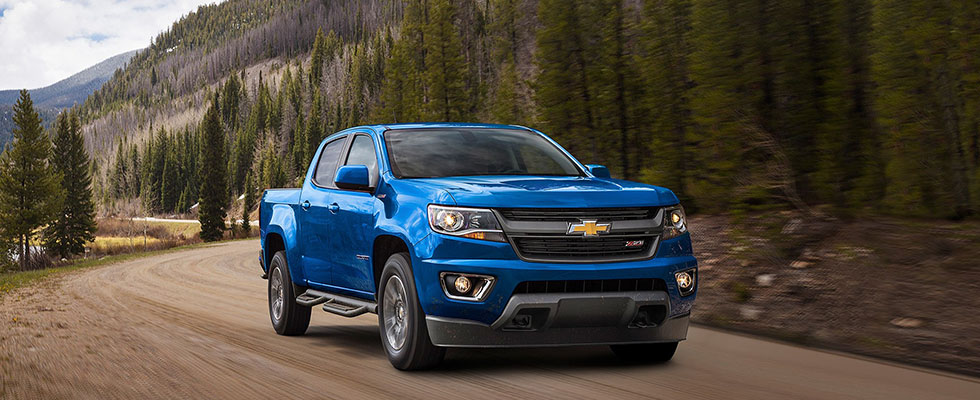 2019 Chevrolet Colorado Appearance Main Img