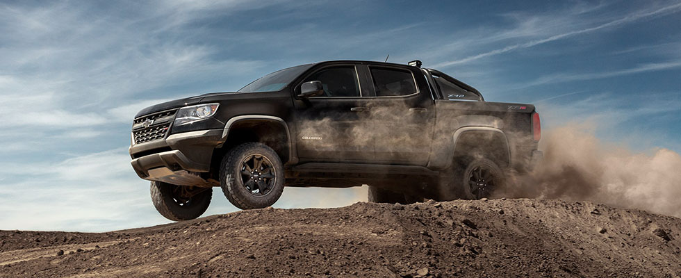 2019 Chevrolet Colorado Main Img