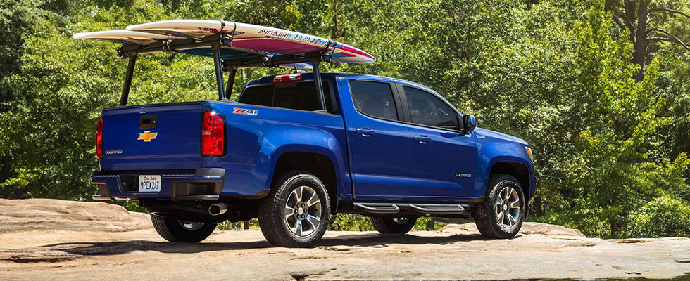 2019 Chevrolet Colorado Safety Main Img