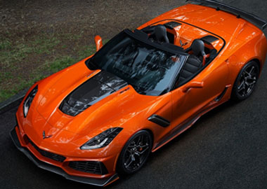 2019 Chevrolet Corvette Stingray appearance