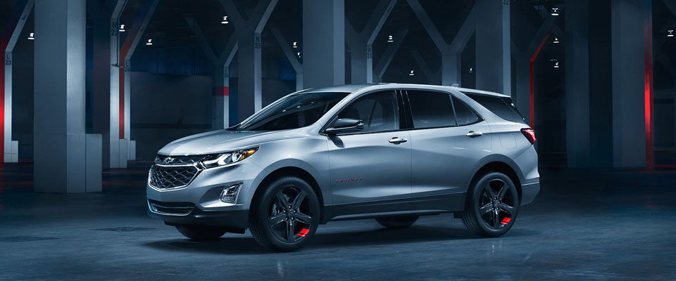 2019 Chevrolet Equinox Appearance Main Img