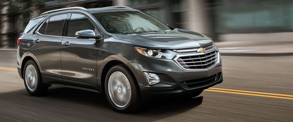 2019 Chevrolet Equinox Main Img