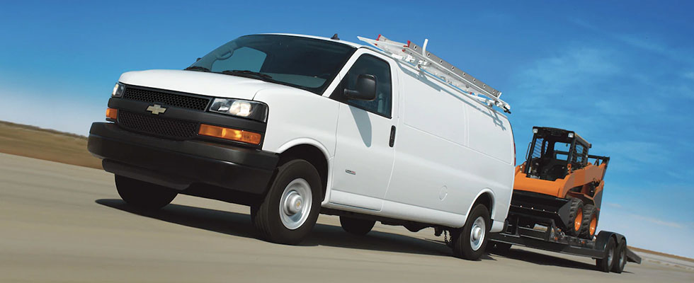 2019 Chevrolet Express Cargo Appearance Main Img