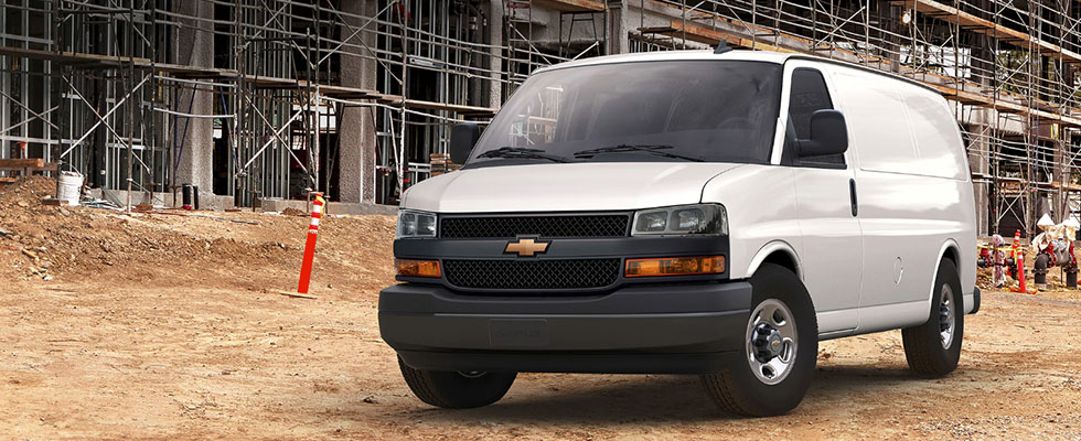 2019 Chevrolet Express Cargo Main Img