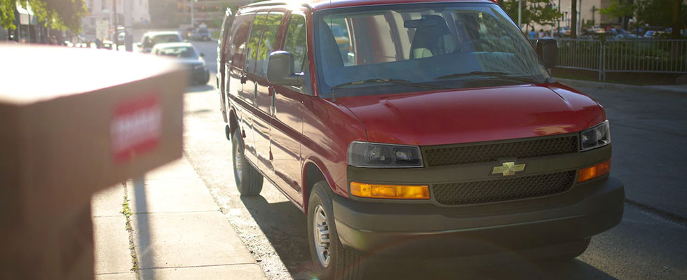 2019 Chevrolet Express Cargo Safety Main Img