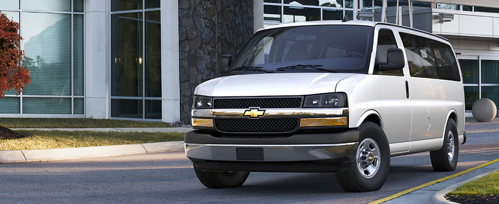 2019 Chevrolet Express Passenger Appearance Main Img