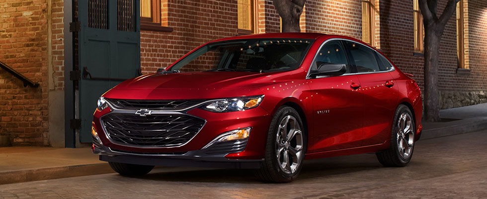 2019 Chevrolet Malibu Safety Main Img